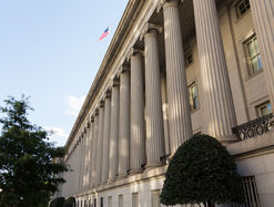 U.S. Treasury Building