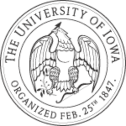 University of Iowa Seal